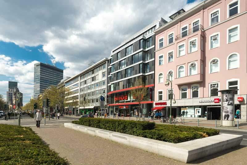 KFO am KaDeWe - Tauentzienstr 5, Berlin-Charlottenburg