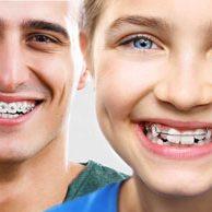 Zahnspangen für Kinder und Erwachsene - Kieferorthopädie Dr. Dörfer