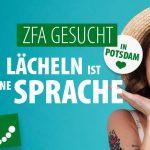 ZFA gesucht für Kieferorthopädie in Potsdam