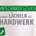 Zahntechniker für KFO gesucht - Berlin und Potsdam